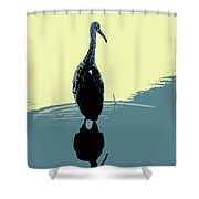 Limp Kin In Color Shower Curtain