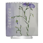 Linacea Shower Curtain