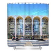Lincoln Center Shower Curtain