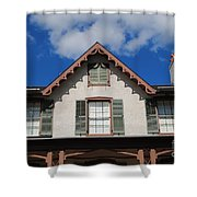 Lincoln Cottage Shower Curtain
