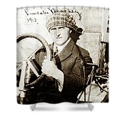 Lincoln J. Beachey March 3, 1887 March 14, 1915 Shower Curtain