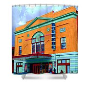 Lincoln Theatre - Dc Shower Curtain