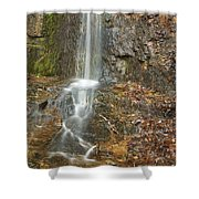 Lincoln Woods - White Mountains New Hampshire Usa Shower Curtain