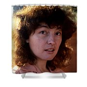 Linda Shower Curtain