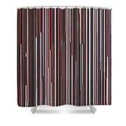Lineal 04 Shower Curtain
