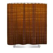Linear Ripples 148 Shower Curtain