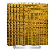 Linear Ripples 278 Shower Curtain