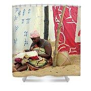 Linen For Sale Madagascar Shower Curtain