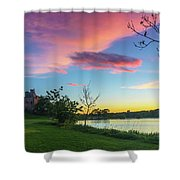 Linlithgow Peel Shower Curtain