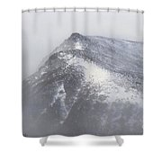 Lion Head - Mount Washington New Hampshire Shower Curtain