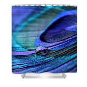 Liquid Spell Shower Curtain