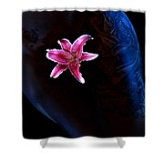 Lirio Shower Curtain