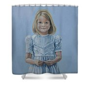 Lisa Shower Curtain
