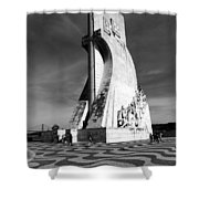 Lisbon 13b Shower Curtain