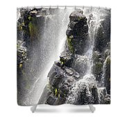 Lisbon Falls, South Africa. Shower Curtain
