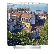 Lisbon Homes Shower Curtain