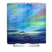 Lismore Light  Shower Curtain