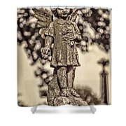 Little Angel Shower Curtain