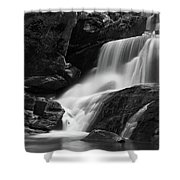 Little Bradley Falls #3 Shower Curtain