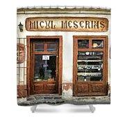 Little Craftsman' Shop - Micul Meserias Shower Curtain