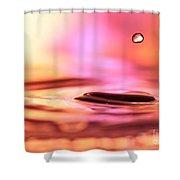 Little Drop Of Water Shower Curtain