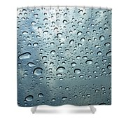 Little Drops Of Rain Shower Curtain