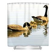 Little Family Shower Curtain