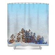 Little Forest Shower Curtain
