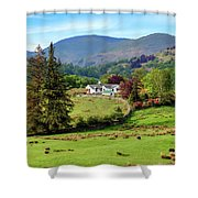 Little Langdale - Lake District Shower Curtain