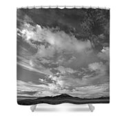Little Lost Sky Shower Curtain