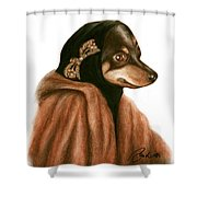 Little Mighty Shower Curtain