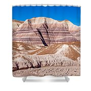 Little Painted Desert #5 Shower Curtain