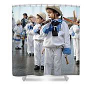Little Sailors Shower Curtain