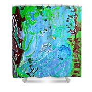 Little World Shower Curtain