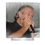 Live At Stearns Square Shower Curtain