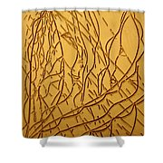 Lived - Tile Shower Curtain