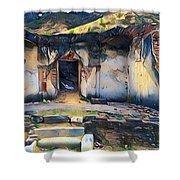 Lived Shower Curtain