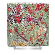 Lively Creatures Shower Curtain