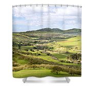 Livermore Valley Shower Curtain