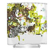 Living Shower Curtain
