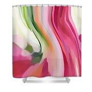Living Energy Shower Curtain