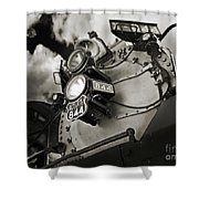 Living Legend 844 Shower Curtain