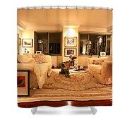 Living Room IIi Shower Curtain
