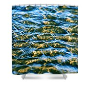 Living Structures-2 Shower Curtain