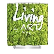Livingart   Shower Curtain
