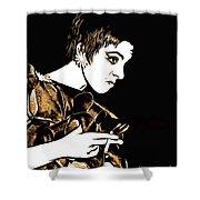 Liza Minelli Collection-1 Shower Curtain