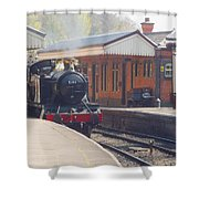 Llangollen 5199 Shower Curtain