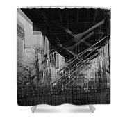 Load Shower Curtain