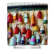 Lobster Shack Shower Curtain