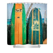 Local Motion Shower Curtain